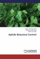 Aphids Botanical Control by Wajid New 9783659584749 Fast Free Shipping,