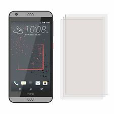3 Anti Glare Screen Protectors Cover Guards Shield Film Foil For HTC Desire 530