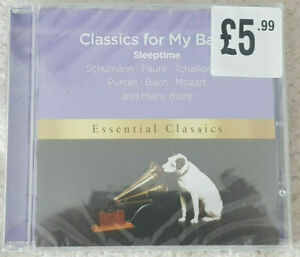Classical for My Baby - Sleeptime (CD) Brand New Sealed