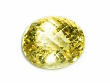 GOLDEN CITRINE 30.99 CTS - NATURAL CEYLON LOOSE GEM - 14797