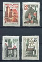 29513) Russia 1973 MNH Architecture of The Baltic 4v