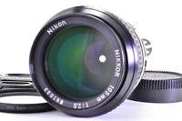 【Near Mint】NIKON Ai NIKKOR 105mm f/2.5 Prime MF SLR Lens From JAPAN A175