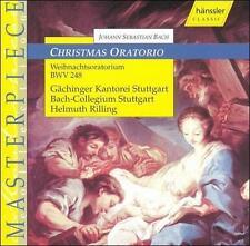 BACH: CHRISTMAS ORATORIO (NEW CD)