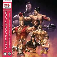 Ost - Tekken (Remastered 180g 2lp Gatefold) [Vinyl LP] 2LP NEU OVP