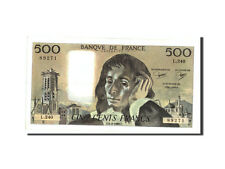 Billets, France, 500 Francs, 500 F 1968-1993 ''Pascal'', 1986 #210802