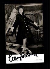 Conny Froboess Autogrammkarte Original Signiert # BC 123209