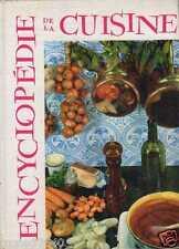 ENCYCLOPEDIE DE LA CUISINE ouvrage culinaire des éditions ROMBALDI de 1970-TBE
