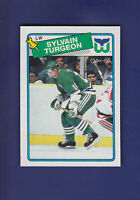 Sylvain Turgeon 1988-89 O-PEE-CHEE OPC Hockey #24 (MINT) Hartford Whalers