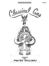 Classique de gaz (piano solo); williams, mason, alfred - 3708 CSMT