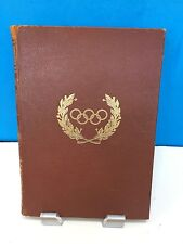 OLYMPIC WINTER SPORTS IN NORWAY HARD COVER