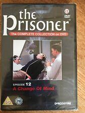 The Prisoner DVD A Change Of Mind