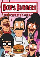 BOB'S BURGERS : COMPLETE SEASON 4  - Region Free DVD - Sealed