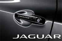 5x Aufkleber Jaguar für Türgriff und Außenspiegels Cut Vinylselbstklebe