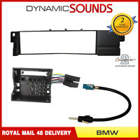 Car CD Stereo Radio Fascia Wiring Fitting Kit For BMW 3 Series E46 2001-2005