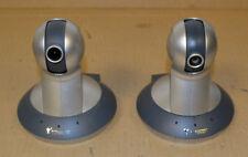 (2) VIVOTEK PT8133W & PT7137 Network IP Cameras For Parts