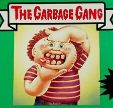 GPK AUSTRALIAN NZ 1986 Garbage Gang 3rd Series 3 OS3 *PARTIAL SET* (72/82) RARE
