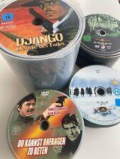 22 DVD`s ohne Cover DVD Sammlung, Paket, Konvolut (gemischte Genre)