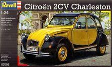 REVELL 1/24 CITROEN 2CV CHARLESTON NEW MINT & SEALED