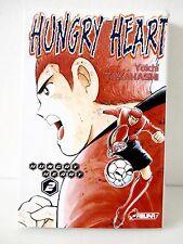 Manga - Hungry Heart (T. 2) Yoîchi Takahashi 2004