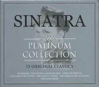 Frank Sinatra - The Platinum Collection - 75 Original Classics 3CD NEW/SEALED