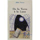 Jules Verne - De la Terre à la Lune - 1995 - poche