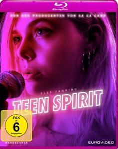Teen Spirit [Blu-ray/NEU/OVP] Elle Fanning, Zlatko Buric, Rebecca Hall,