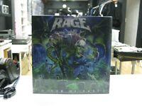 Rage 2LP Europa Wings Of Rage 2019 Klappcover