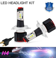 H4 9003 LED Headlight Light Bulbs For Audi 90 Quattro 1993-1995 Cabriolet 94-98