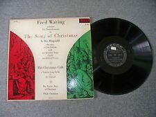 Fred Waring The Song Of Christmas