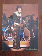 Elvis Presley Concert program 1972