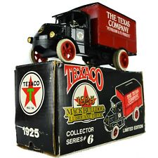 Ertl 1925 DIE CAST TEXACO MACK BULLDOG ANTIQUE TRUCK BANK KEY MODEL