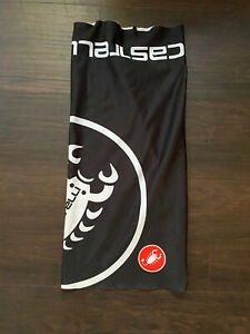 Castelli Thermal Fleece Snood Head thingy Buff Black OSFA