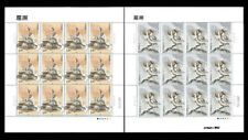 China 2018-15 Qu Yuan Full S/S Stamp Histry People 屈原