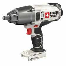 Porter-Cable PCC740B 20-Volt 1/2-Inch Cordless LED Impact Wrench - Bare Tool