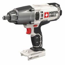 Porter-PCC740B 20 voltios 1/2 Cable Pulgadas Inalámbrico LED Llave de impacto-herramienta desnudo
