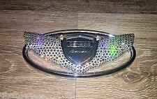 2010-2016 Hyundai Genesis Coupe Wing Emblem Badge Swarovski Crystal GRILLE/TRUNK