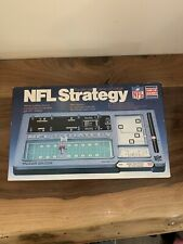 Vintage Tudor NFL Strategy Ultimate Football Playbook Board Game