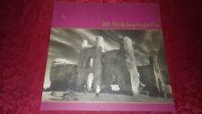 U2 - Unforgettable Fire [Island] (LP Ex. Vinyl + Picture Inner Sleeve)