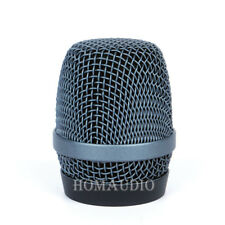 Replacement Ball Head Mic Mesh Cover Microphone Grille For SENNHEISER E945 E935