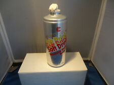 Sample / test / Aluminum Soda Can vitntage Continetal can company pop