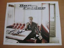 Neues AngebotThe Eagles Don Felder Autogramm 25`20 cm Unterschrift autograph Big Photo