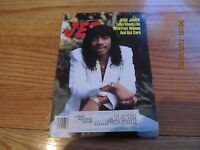 JET MAGAZINE- SEPTEMBER 26 1983 RICK JAMES TALKS LIFE WITH FAST WOMEN & HOT CARS