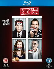 American Pie  Reunion - Jason Biggs, Alyson Hannigan - New & Sealed Blu-Ray