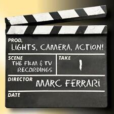 Marc Ferrari-Lights, Camera, Action Keel HR CD!!!