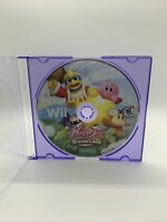 Kirby's Return to Dream Land (Nintendo Wii, 2011) Disc Only! *Tested*