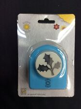 Nellie Snellen Holly Branch Jumbo Craft Paper Punch