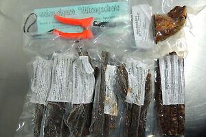 Probierpaket, Sortiment mit 700g Biltong, Rauchfleisch & Droéwors! 44,43 €/Kg