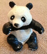 "Miniature Panda Bear, Made In West Germany, Bully ""Piepe"", Vintage"