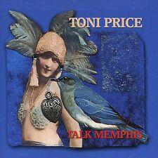 Toni Price - Talk Memphis [New CD]