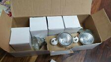 10 x Halogen Bulbs 50W GU10 120V 50-Watts.
